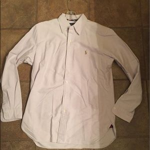 Men's longsleeve button down